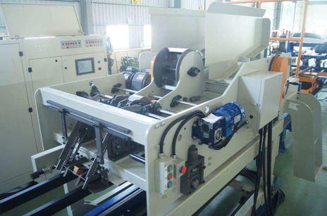Автоматическая линия для производства каркасов SSA-200CS-450-5T