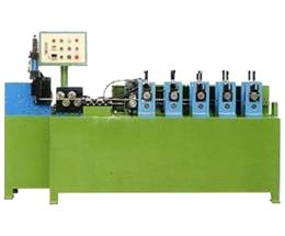 Гибочные станки для изготовления изделий из мет. ленты