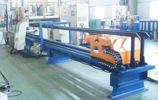 Полуавтоматическая линия для производства каркасов SSA-200MS-450-5T