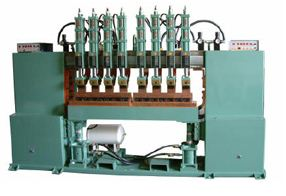 Многоточечная машина контактной сварки SA-1500AF(DD1,DD) для квадратной плоской решётки